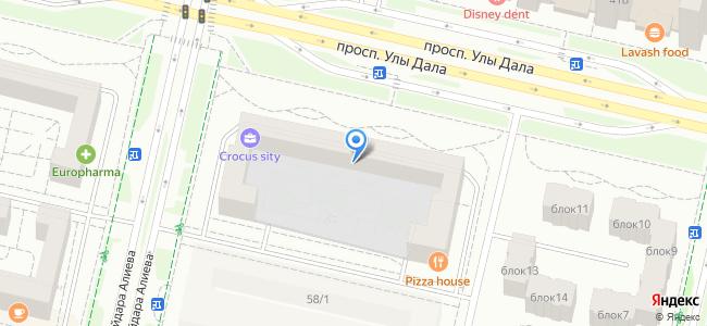 Казахстан, Нур-Султан (Астана), проспект Улы Дала, 8