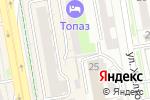Схема проезда до компании Цунами Астана, ТОО в Астане