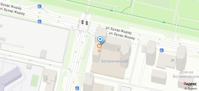 Казахстан, Нур-Султан (Астана), улица Сауран, 34