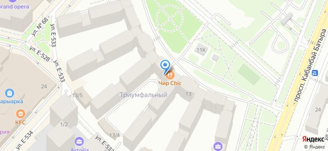 Казахстан, Нур-Султан (Астана), проспект Кабанбай Батыра, 13