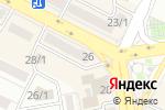 Схема проезда до компании У Севы в Астане