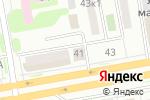 Схема проезда до компании Шабыт в Астане