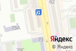 Схема проезда до компании Хобби лавка в Астане