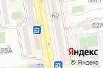 Схема проезда до компании Народный в Астане