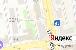 Схема проезда до компании Техмаркет KZ, ТОО в Астане