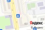 Схема проезда до компании Есмагамбетова К.Е. в Астане