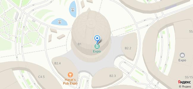 Казахстан, Нур-Султан (Астана), проспект Мангилик Ел, B1