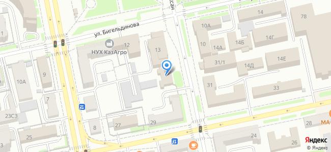Казахстан, Нур-Султан (Астана), улица Желтоксан, 11