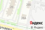 Схема проезда до компании Дипломат Строй Сервис, ТОО в Астане