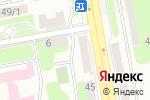 Схема проезда до компании Сириус Север, ТОО в Астане