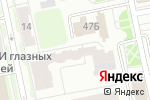 Схема проезда до компании Астана-1, КСК в Астане