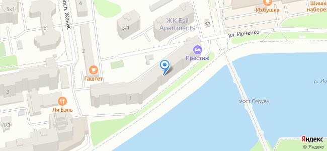 Казахстан, Нур-Султан (Астана), улица Желтоксан, 1
