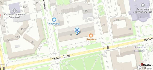 Казахстан, Нур-Султан (Астана), проспект Абая, 27