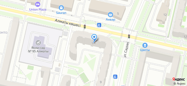 Казахстан, Нур-Султан (Астана), улица Сауран, 9А