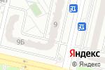 Схема проезда до компании Курмет в Астане