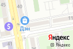 Схема проезда до компании ОПТИКА-ДИОР, ТОО в Астане