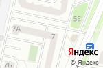 Схема проезда до компании Донер кебаб в Астане