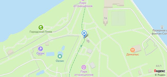 Казахстан, Нур-Султан (Астана), Центральный парк
