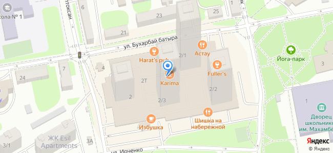 Казахстан, Нур-Султан (Астана), улица Желтоксан, 2Т