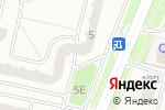 Схема проезда до компании Мазарини Астана, ТОО в Астане