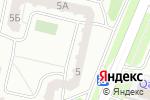 Схема проезда до компании Тұрмыс, КСК в Астане