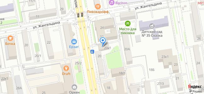 Казахстан, Нур-Султан (Астана), улица Бейбитшилик, 20к1