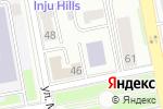 Схема проезда до компании Умная продленка в Астане