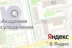 Схема проезда до компании Министерство Финансов РК в Астане