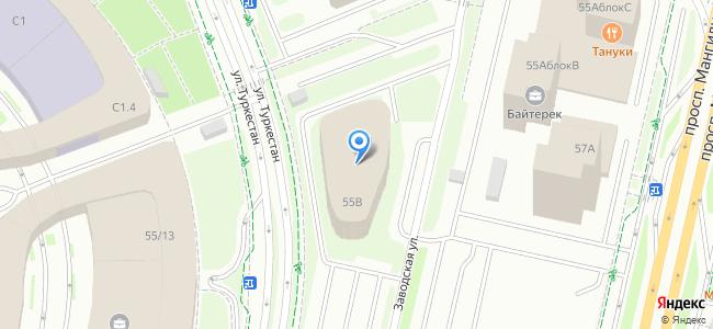 Казахстан, Нур-Султан (Астана), проспект Мангилик Ел, 55/2 (В2.3)