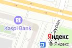 Схема проезда до компании Технология Окон, ТОО в Астане
