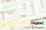 Схема проезда до компании NEO в Астане