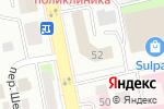 Схема проезда до компании Управление государственных доходов по Сарыаркинскому району в Астане