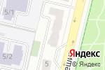 Схема проезда до компании Элегант в Астане