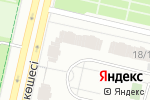 Схема проезда до компании Park Avenue в Астане