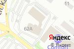 Схема проезда до компании Банк ЭкспоКредит в Астане