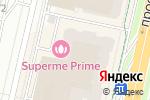 Схема проезда до компании Koda в Астане
