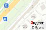Схема проезда до компании КазМонтажАвтоматика в Астане