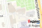 Схема проезда до компании Максат, КСК в Астане