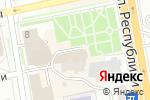 Схема проезда до компании Dim Sum в Астане