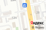 Схема проезда до компании АҚ БОТА в Астане