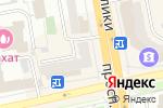 Схема проезда до компании KoreanShop в Астане