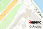 Схема проезда до компании К-Дорстрой в Астане