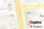 Схема проезда до компании Kimex в Астане