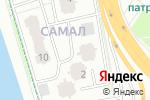 Схема проезда до компании Дарын Kids в Астане