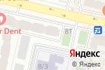 Схема проезда до компании Астана Өрлеу в Астане