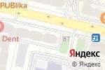Схема проезда до компании QazNed, ТОО в Астане