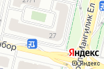 Схема проезда до компании Бар №9 в Астане
