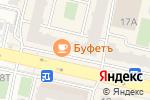 Схема проезда до компании KazRealty в Астане