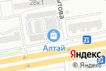 Схема проезда до компании ORDAprint в Астане