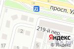 Схема проезда до компании DiMedical в Астане